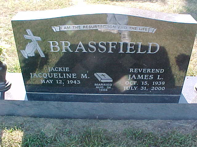 Brassfield, James Luther