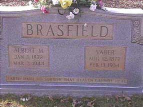Brasfield, Albert Melvin
